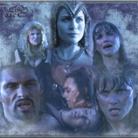 Xena Warrior Princess Montage