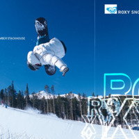 Roxy Snowboarding Girls!