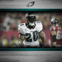 Philadelphia Eagles Brian Dawkins