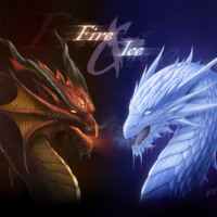 Fire & Ice Dragons