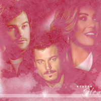 Greys Anatomy Pink Cast Collage