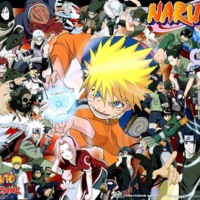 Characters of Naruto Card Game