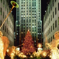 Happy Holidays from Rockafeller Center