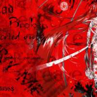 Elfen Lied Red