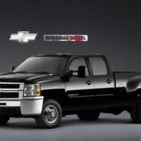 Black 2007 Duramax Diesel