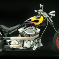 Bronco Motorcycle
