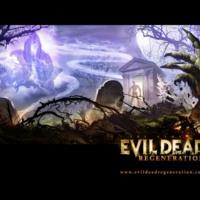 Evil Dead Graveyard