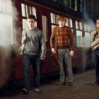 Harry Potter Train Station Platform