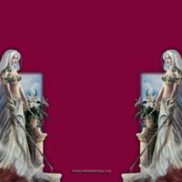 White Elf Princess
