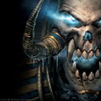 World of WarCraft Demon Skull