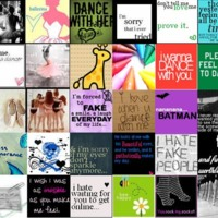 Dancing Tiles Collage