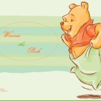 Winnie the Pooh Sack Race