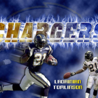 Chargers LaDainian Tomlinson