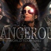 Michael Jackson Dangerous World Tour 1992