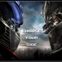 Transformers: Choose Your Side