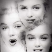 Marilyn Monroe in Grey