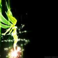 Green Fairy & Fairy Dust