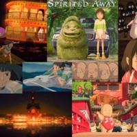 Spirited Away Collage