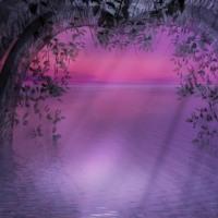 Purple Water World