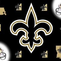 New Orleans Saints Logos & Helmets