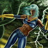 X Men: Storm Rocks