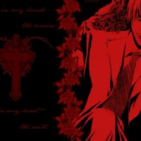 Death Note Red & Black