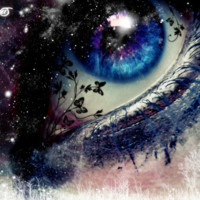 The Galaxy in Your Eyes!