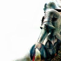 Knight w/ Dead Dragon