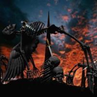 Fallen Angel Skeletons