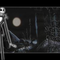The Pumpkin King The Nightmare Before Christmas