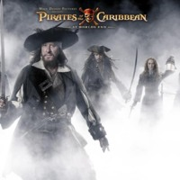Barbossa of Pirates of the Caribbean