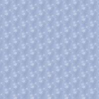 White Snowflake Pattern