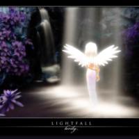 Light Fall A Lost Angel
