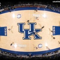 University of Kentucky Basketball Arena