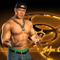 John Cena Gold