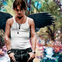 Johnny Depp Dark Angel