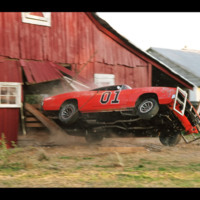 General Lee Crash