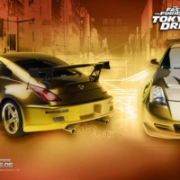 Yellow Fast & Furious
