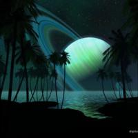 Saturn Isle