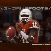 Vince Young Texas Longhorns Football