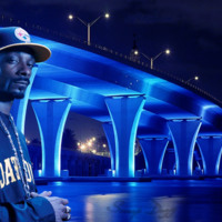 Snoop Dogg in Blue