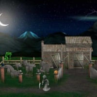 CGI Graveyard