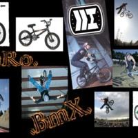 BMX-Haro Collage