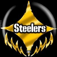 Steelers Metallic Logo