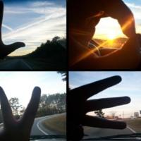 Love Hand Sign Drive