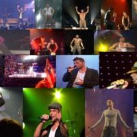 Ricky Martin Photo Montage