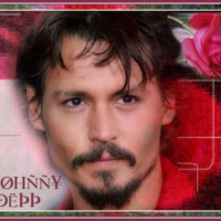 Red Johnny Depp