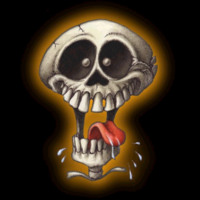 Slobber Skull
