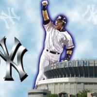 #2 Derek Jeter Yankees Stadium