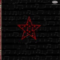 Stars/Red & Black